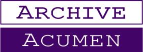 Archive Acumen